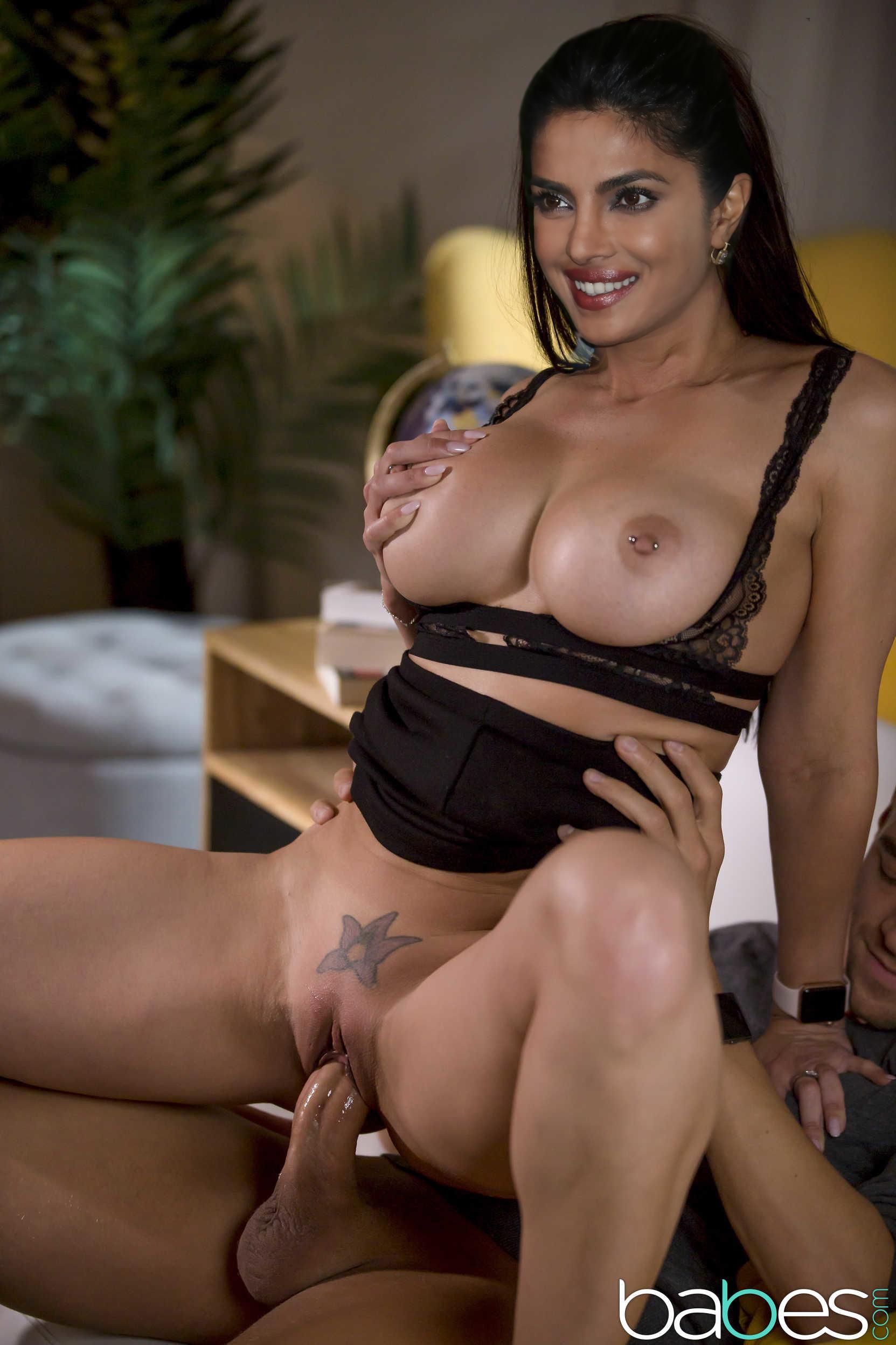 Priyanka Chopra nude fake