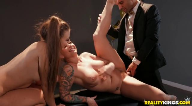 [RKPrime] Gia Derza, Ivy Lebelle – New Year New Rear