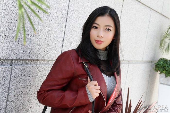 CENSORED G-AREA 689HIKARI ワールドワイド仕様のゴージャスボディの美女に初顔射!, AV Censored