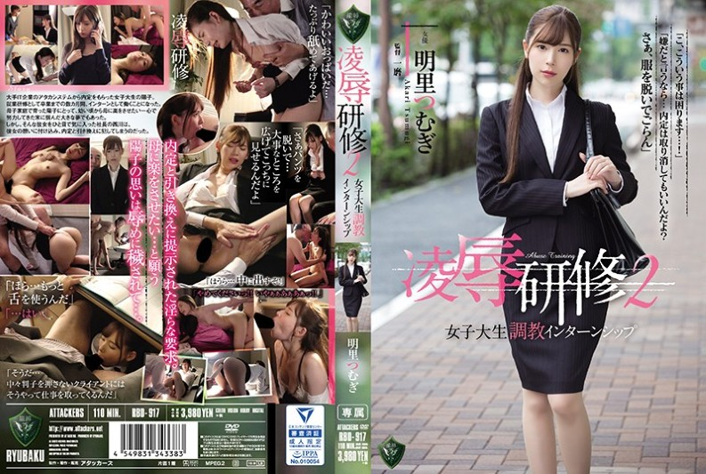 (RBD-917) Insult Training 2 Female College Life Training Internship Akari Tsurugi