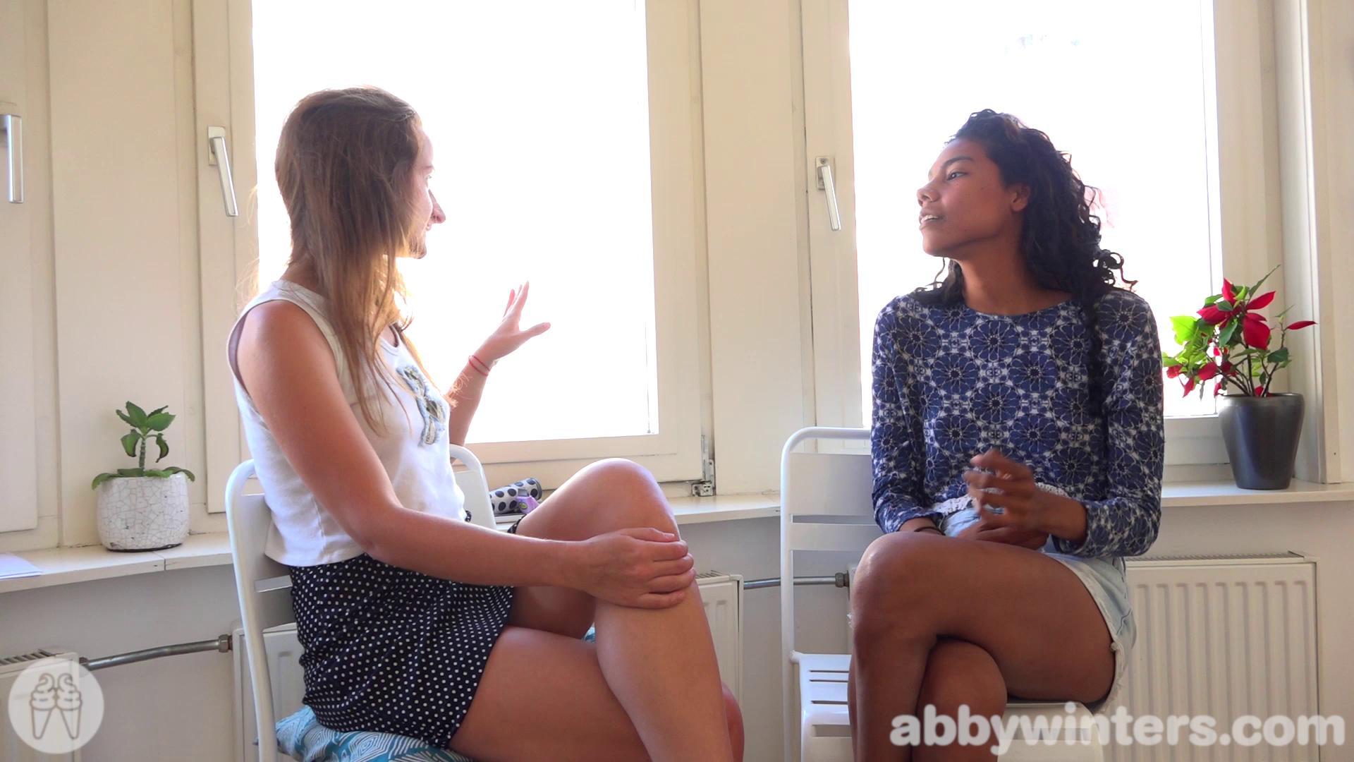 AbbyWinters – Adriana E And Marina T Lesbian