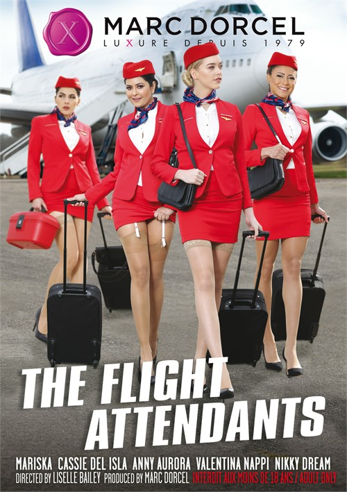 The Flight Attendants (2018) HD WEBRiP 480P AAC 2.0