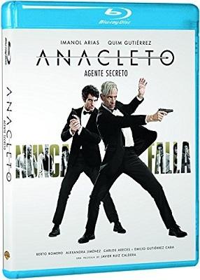 Anacleto: Agente Segreto (2015).avi BDRiP XviD AC3 - iTA