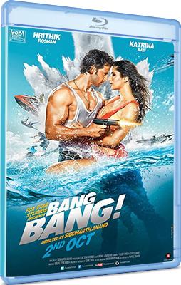 Bang Bang! (2014) 720p ITA/HIN DTS/AC3 5.1 Sub