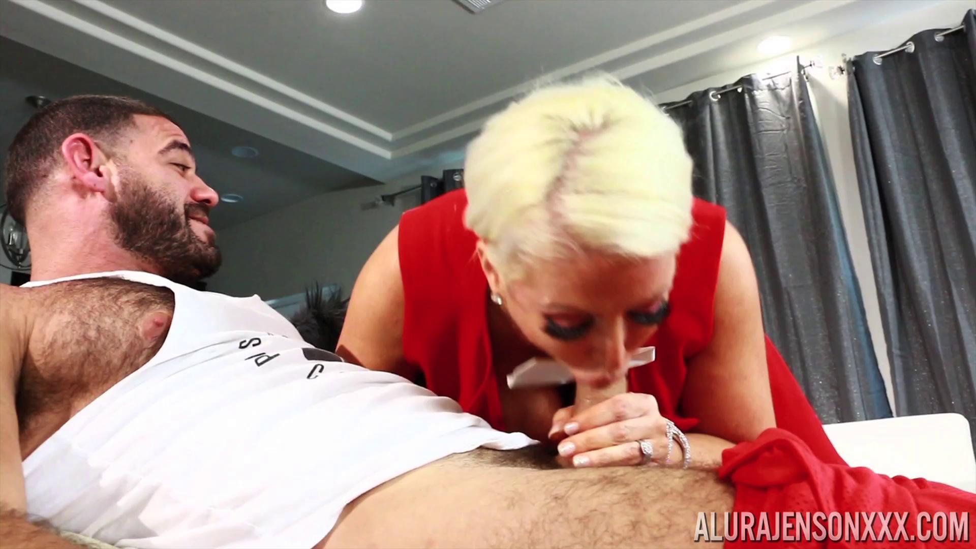 Alura Jenson Work Out Buddy Fuck Set