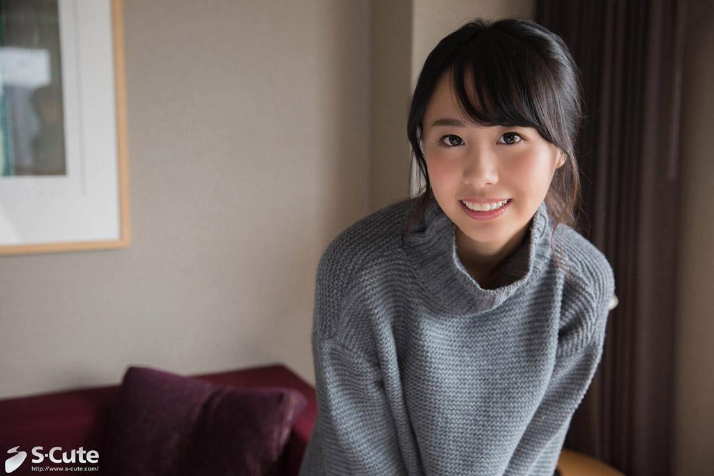 CENSORED S-Cute 668_rui_01 照れながらイキまくりセックス/Rui, AV Censored