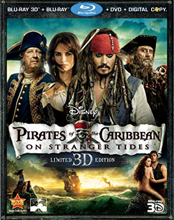 Pirates Of The Caribbean: On Stranger Tides 2011 Türkçe indir