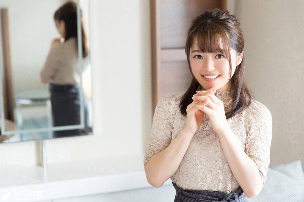 CENSORED S-Cute 663_chiharu_01 強めの刺激が大好きなMっ子とSEX/Chiharu, AV Censored